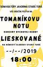 Tomaníkova nota 2019