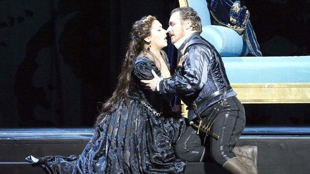 G. Donizetti: Anna Boleynová