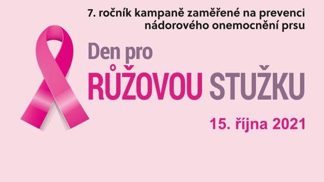 Den pro růžovou stužku + Deníček moderního fotra