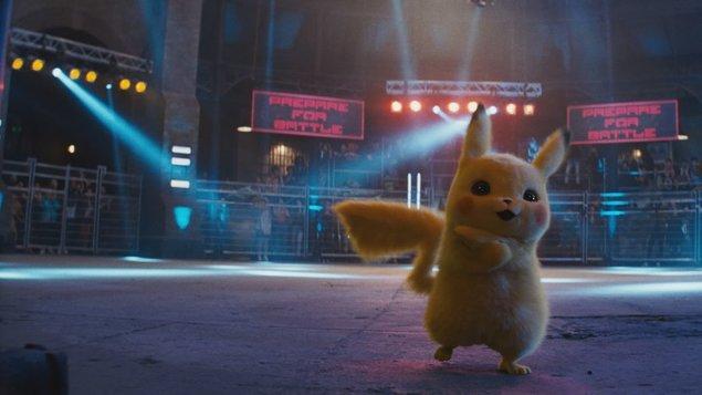 Pokémon: Detektiv Pikachu - LETNÍ KINO - Filmové hity za 80 Kč
