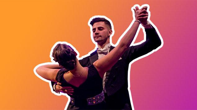 Taneční pro mírně pokročilé 2019