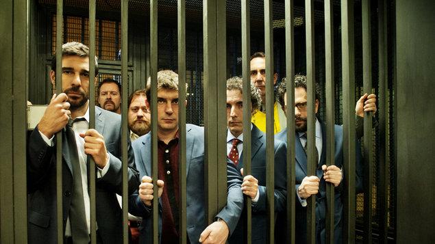 Výsledek obrázku pro profesoři zločinu: masterclass