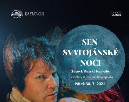 Zájezd na Otáčivé hlediště do Týna nad Vltavou - Sen svatojánské noci