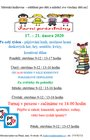 Jarní prázdniny v knihovně, pondělí 17. února - pátek 21. února