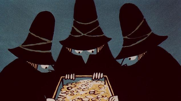 Tři loupežníci