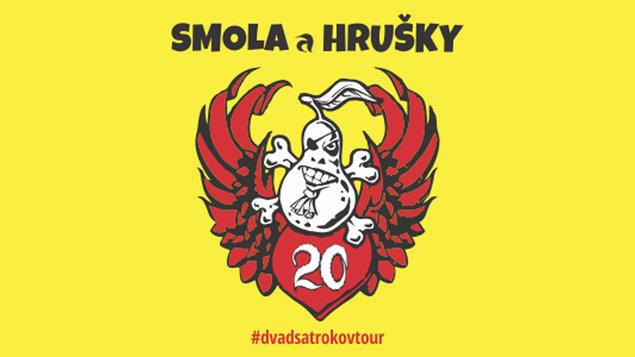Smola a Hrušky - 20 rokov tour