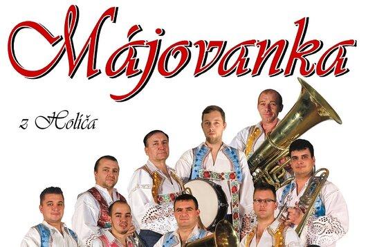 32. ročník Seriálu koncertů dechových hudeb - Májovanka