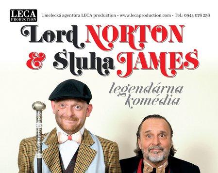 LORD NORTON A SLUHA JAMES (po 20 rokoch)