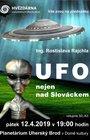 Ufo nejen nad Slováckem
