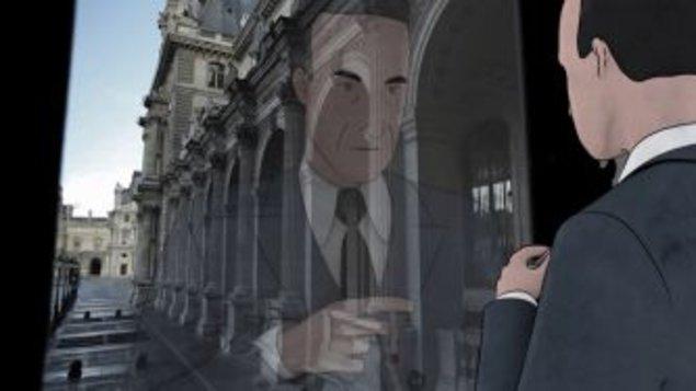 Muž, ktorý zachránil Louvre