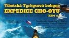Tibetská tyrkysová bohyně - expedice CHO-OYU