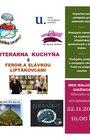 Literárna kuchyňa s Ferom a Slávkou Liptákovcami