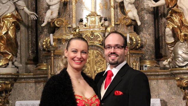 Koncert virtuozů: Martin Hroch a Jana Hrochová