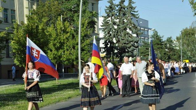 XXII. Novohradský Folklórny Festival