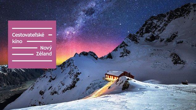 Cestovateľské kino: Nový Zéland