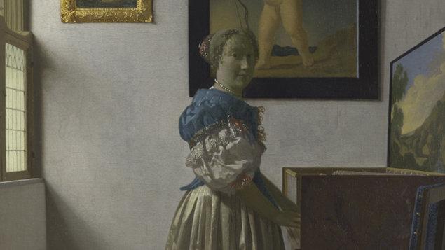 Vermeer z Národní galerie v Londýně