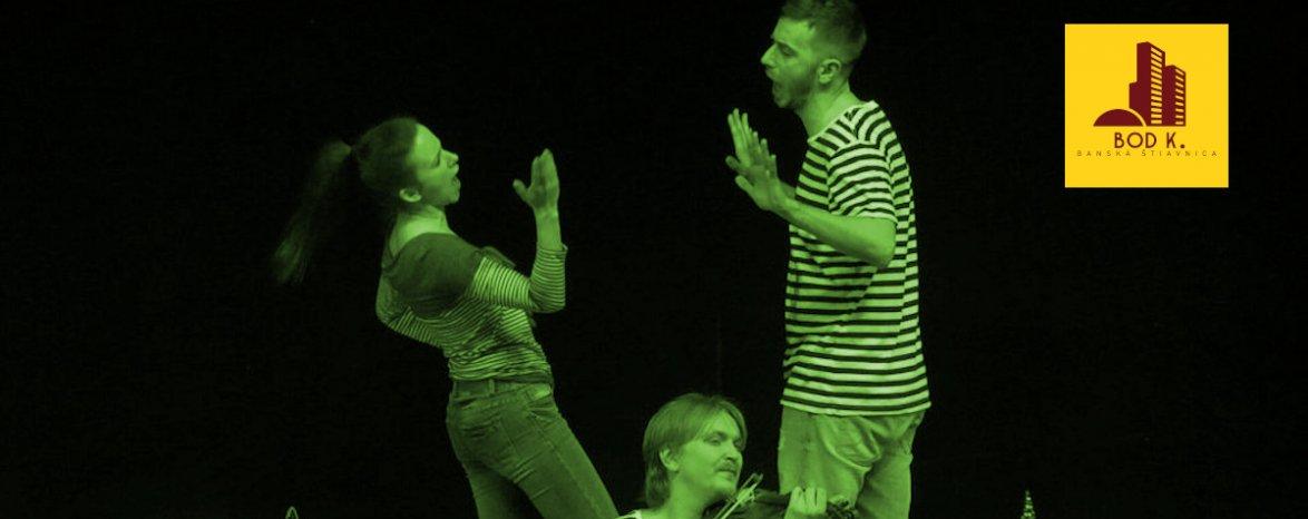 Drieňovské divadelné večere: REPARÁT Z POVINNÉHO ČÍTANIA