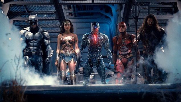 Justice League part I