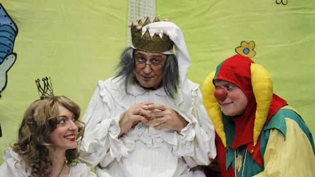 Princezna Konvalinka a královské hádanky