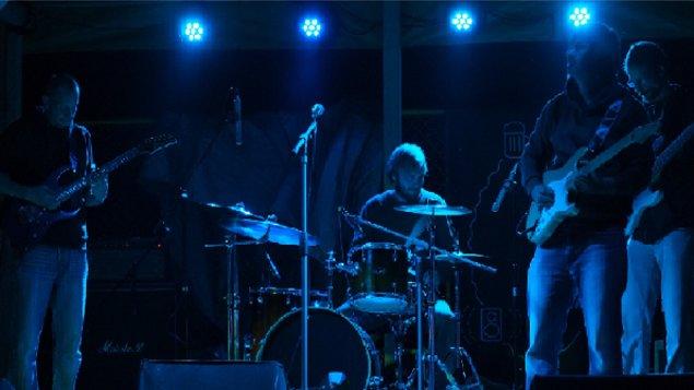 Chico Galactico Band + Rundfunk