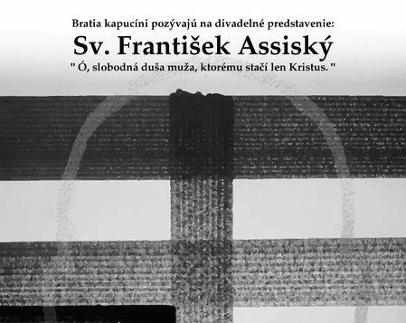 SV. FRANTIŠEK ASSISKÝ