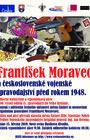 FRANTIŠEK MORAVEC / Nová scéna / odborné kolokvium a  vzpomínková akce