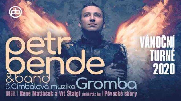 Petr Bende & band a hosté - Vánoční turné 2020 - přesunuto z 18.12.2020