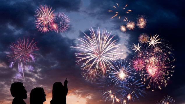 Silvester 2018 a uvítanie Nového roka 2019