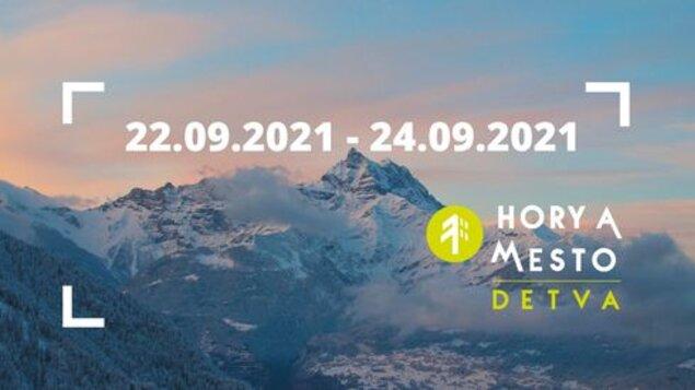 Hory a mesto Detva 2021 - ŠTVRTOK