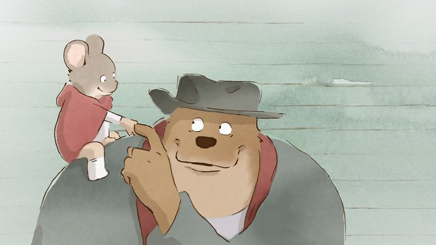 O myške a medveďovi