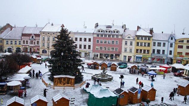 Vánoční trhy 17. - 21. 12.