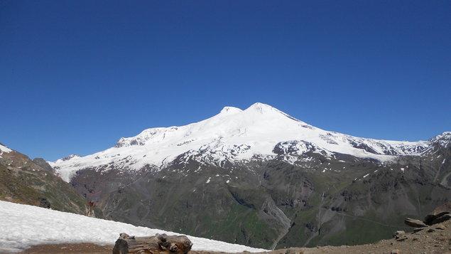 Rusko - Kavkaz - Elbrus