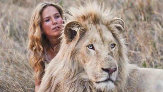 Mia a bílý lev