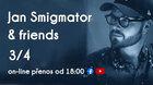 Jan Smigmator a friends ~ Velký americký zpěvník