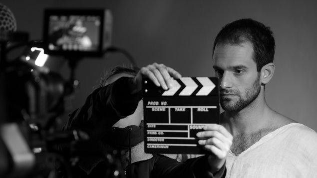 Vernisáž výstavy fotek z natáčení za účasti autorů + projekce ukázek k filmu PLÁČ SVATÉHO ŠEBESTIÁNA
