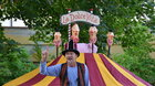 Velká cirkusová pohádka - Kejklířské divadlo Vojty Vrtka