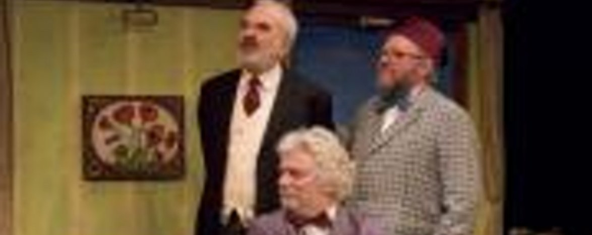 Vražda v salónním coupé – Divadlo Járy Cimrmana