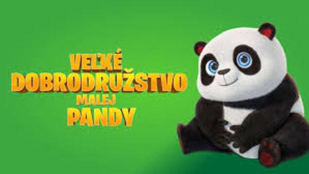 Veľké dobrodružstvo malej pandy