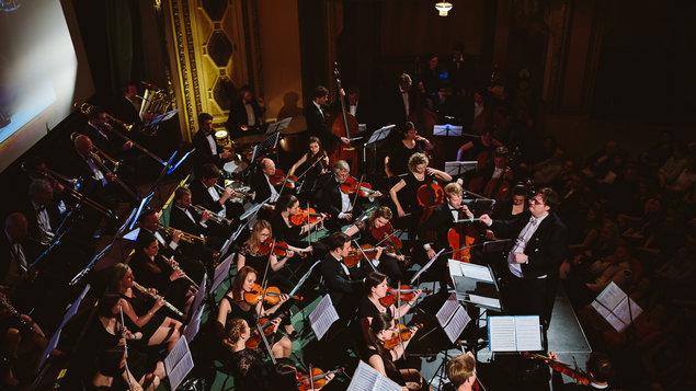 Pražský filmový orchestr: Vánoční koncert