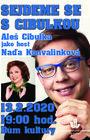 Sejdeme se s Cibulkou a s hostem Naďou Konvalinkovou