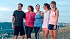 Ženy v běhu - letní kino v přístavišti Baťov