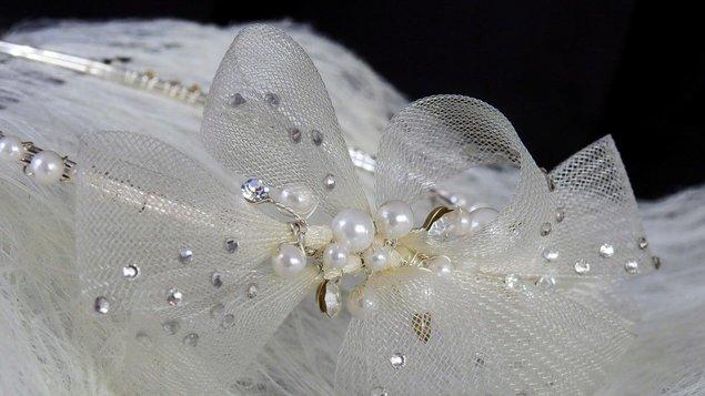 Svatební korálky