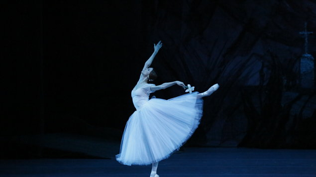 Giselle (Bolšoj balet) - záznam