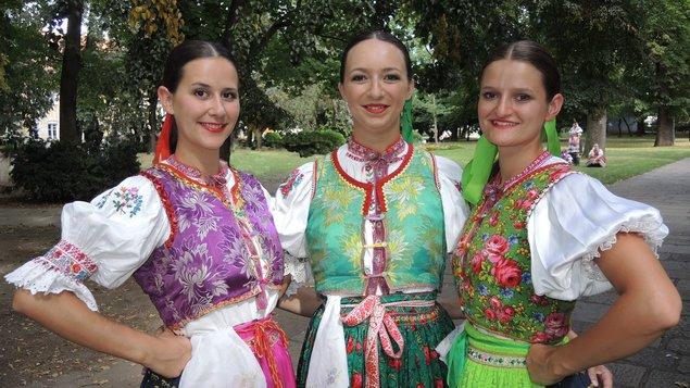 XXIII. Mezinárodní folklorní festival v Písku