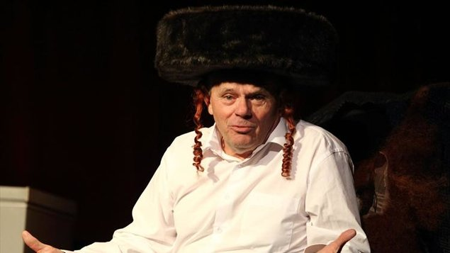 Shylock ~ Divadlo Na Jezerce Praha |A|