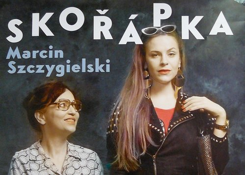 SKOŘÁPKA - divadlo