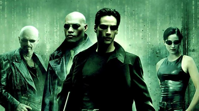 Ze zlatého fondu: Matrix