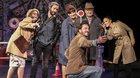 Radošinské naivné divadlo – BESAME MUCHO alebo Čo sa skrýva v kufri (a v nás)