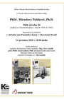 Prezentace knihy PhDr. Miroslavy Polákové, Ph.D.<br> Měli odvahu žít