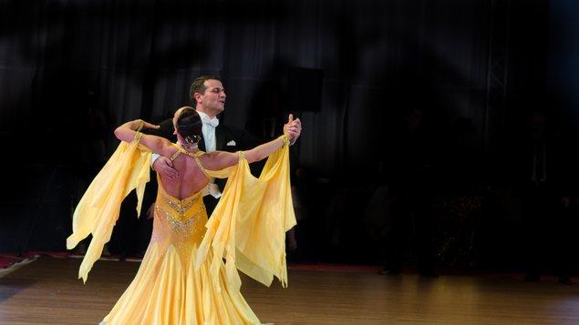 Taneční pro pokročilé 2019 - jednotlivé lekce